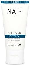 Parfums et Produits cosmétiques Crème de nuit à l'huile d'amande - Naif Natural Skincare Nurturing Night Cream