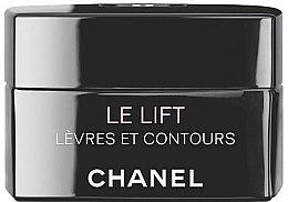 Parfums et Produits cosmétiques Soin raffemissant lèvres et contours - Chanel Le Lift Firming Anti-Wrinkle Lip and Contours Care