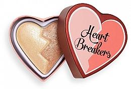 Parfums et Produits cosmétiques Enlumineur - I Heart Revolution Heart Breakers Powder Highlighter