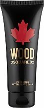 Parfums et Produits cosmétiques Dsquared2 Wood Pour Homme - Baume après-rasage parfumé