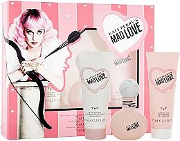 Parfums et Produits cosmétiques Katy Perry Katy Perry's Mad Love - Set (eau de parfum/50ml + lotion corporelle/75ml + gel douche/75ml)