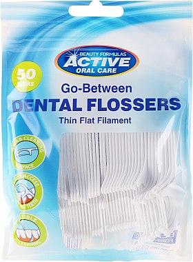 Porte-fils dentaires - Beauty Formulas Active Oral Care Dental Flossers