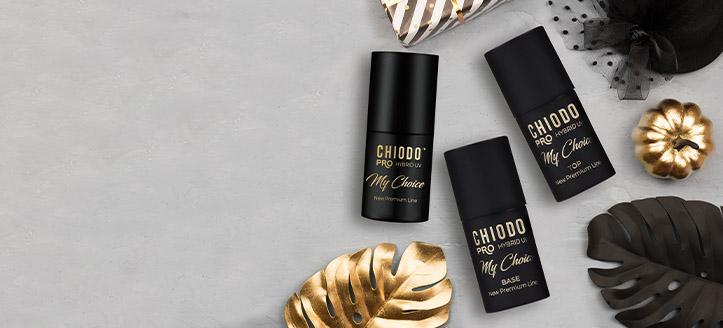 Offrez le produit avec la valeur la plus basse lors de l'achat de trois produits promotionnels Chiodo Pro