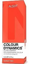 Parfums et Produits cosmétiques Coloration semi-permanente à l'huile d'argan pour cheveux - Affinage Salon Professional Colour Dynamics