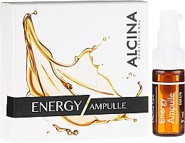 Parfums et Produits cosmétiques Ampoules énergisantes pour le visage - Alcina Energy Ampulle