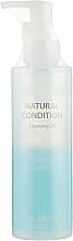 Parfums et Produits cosmétiques Huile nettoyante hydrophile pour visage - The Saem Natural Condition Cleansing Oil Deep Clean