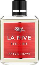 Parfums et Produits cosmétiques La Rive Red Line - Lotion après-rasage