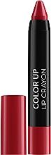 Parfums et Produits cosmétiques Rouge à lèvres crayon semi-mat - Flormar Color Up Lip Crayon