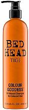 Parfums et Produits cosmétiques Shampooing aux extraits végétaux pour cheveux colorés - Tigi Bed Head Colour Goddess Oil Infused Shampoo