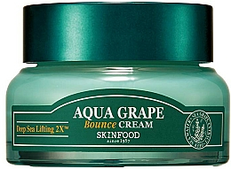 Parfums et Produits cosmétiques Crème à l'extrait de raisin de mer pour visage - SkinFood Aqua Grape Bounce Cream
