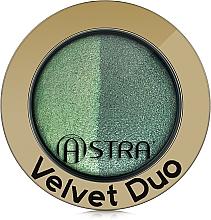 Parfums et Produits cosmétiques Duo fards à paupières - Astra Make-up Velvet Duo Eyeshadow