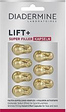 Parfums et Produits cosmétiques Capsules anti-age pour le visage et le cou - Diadermine Lift+ Super Filler Capsules