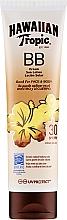 Parfums et Produits cosmétiques Lait solaire BB pour visage et corps SPF 30 - Hawaiian Tropic BB Cream Sun Lotion Face And Body Spf30