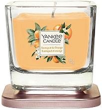 Parfums et Produits cosmétiques Bougie parfumée - Yankee Candle Elevation Kumquat & Orange