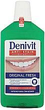 Parfums et Produits cosmétiques Bain de bouche antibactérien - Denivit