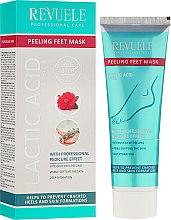 Parfums et Produits cosmétiques Masque exfoliant pour les pieds - Revuele Professional Care Peeling Feet Mask