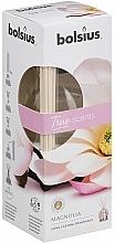 Parfums et Produits cosmétiques Bâtonnets parfumés, Magnolia - Bolsius Fragrance Diffuser True Scents Magnolia