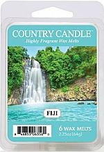 Parfums et Produits cosmétiques Cire parfumée pour lampe aromatique - Kringle Kringle Candle Wax Melt Fiji