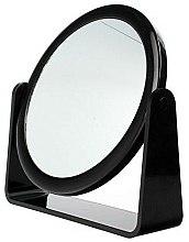 Parfums et Produits cosmétiques Miroir à poser double face, 85055, noir - Top Choice
