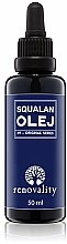Parfums et Produits cosmétiques Huile squalane pour visage, corps et cheveux - Renovality Original Series Squalan Oil