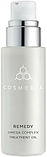 Parfums et Produits cosmétiques Huile traitement au complexe oméga pour visage - Cosmedix Remedy Omega-Complex Treatment Oil