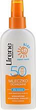 Parfums et Produits cosmétiques Spray solaire à l'huile de coton pour enfants - Lirene Kids Sun Protection Milk Spray SPF 50
