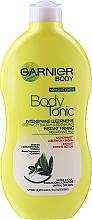 Parfums et Produits cosmétiques Lait fluide aux extraits de phyto-caféine et algues marines pour corps - Garnier Body Balm