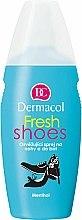 Parfums et Produits cosmétiques Spray pour chaussures - Dermacol Fresh Shoes Spray