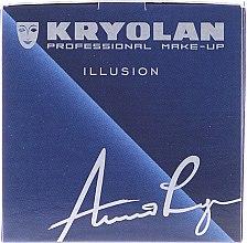 Parfums et Produits cosmétiques Enlumineur en crème pour visage et corps - Kryolan Illusion
