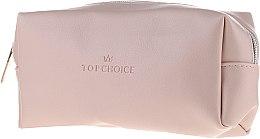 Parfums et Produits cosmétiques Trousse de toilette Leather, 96945, beige - Top Choice