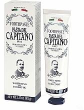 Parfums et Produits cosmétiques Dentifrice blanchissant - Pasta Del Capitano Whitening Toothpaste