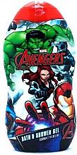 Parfums et Produits cosmétiques Marvel Avengers - Gel douche et shampooing