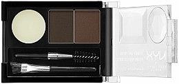 Parfums et Produits cosmétiques Fards à sourcils - NYX Professional Makeup Eyebrow Cake Powder