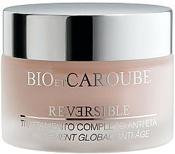 Parfums et Produits cosmétiques Crème anti-âge pour visage - Bio et Caroube Reversible Complete Anti-Ageing Treatment