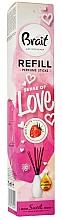 Parfums et Produits cosmétiques Recharge pour bâtonnets parfumés, Fruits rouges - Brait Home Sweet Home Sense Of Love Refill