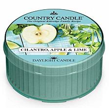 Parfums et Produits cosmétiques Bougie parfumée - Kringle Candle Cilantro, Apple & Lime