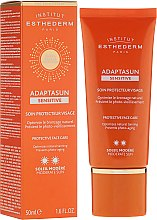 Parfums et Produits cosmétiques Soin protecteur pour visage, protection moyenne - Institut Esthederm Adaptasun Sensitive Protective Face Care