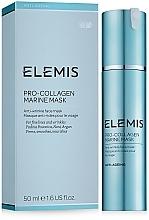 Parfums et Produits cosmétiques Masque au collagène marin pour visage - Elemis Pro-Collagen Marine Mask