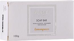 Parfums et Produits cosmétiques Savon pour mains et corps, Citronnelle - Kanu Nature Soap Bar Lemongrass