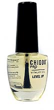 Parfums et Produits cosmétiques Huile d'olive pour les ongles Level Up - Chiodo PRO