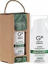 Parfums et Produits cosmétiques Élixir à l'huile d'amande douce pour visage - GoNature Moisturizing Elixir