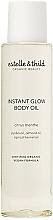 Parfums et Produits cosmétiques Huile éclaircissante à l'huile de jojoba pour corps - Estelle & Thild Citrus Menthe Citrus Menthe Instant Glow Body Oil