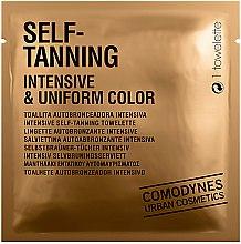 Parfums et Produits cosmétiques Lingette autobronzante intensive - Comodynes Self-Tanning Intensive & Uniform Color