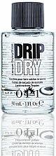 Parfums et Produits cosmétiques Accélérateur de séchage pour vernis à ongles avec pipette - O.P.I Drip Dry Drops