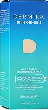 Parfums et Produits cosmétiques Crème au beurre de karité pour visage - Dermika Skin Genesis Moisturising Face Cream