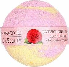 Parfums et Produits cosmétiques Bombe de bain Sorbet de rose - Le Cafe de Beaute Bubble Ball Bath