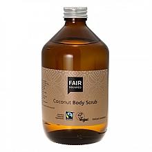 Parfums et Produits cosmétiques Gommage à l'huile de coco pour corps - Fair Squared Body Scrub Coconut