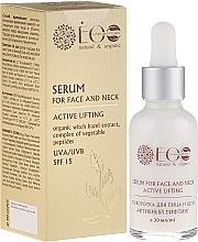 Parfums et Produits cosmétiques Sérum à l'extrait de noisette pour visage - ECO Laboratorie Natural & Organic