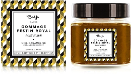 Gommage au miel caramélisé pour corps - Baija Festin Royal Body Scrub — Photo N4