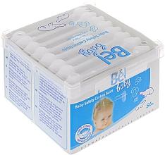 Parfums et Produits cosmétiques Bâtonnets de sécurité bébé,56 pcs - Bel Baby Safety Cotton Buds